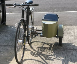 Build a Bicycle Sidecar