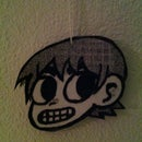 Scott Pilgrim: The air freshener!