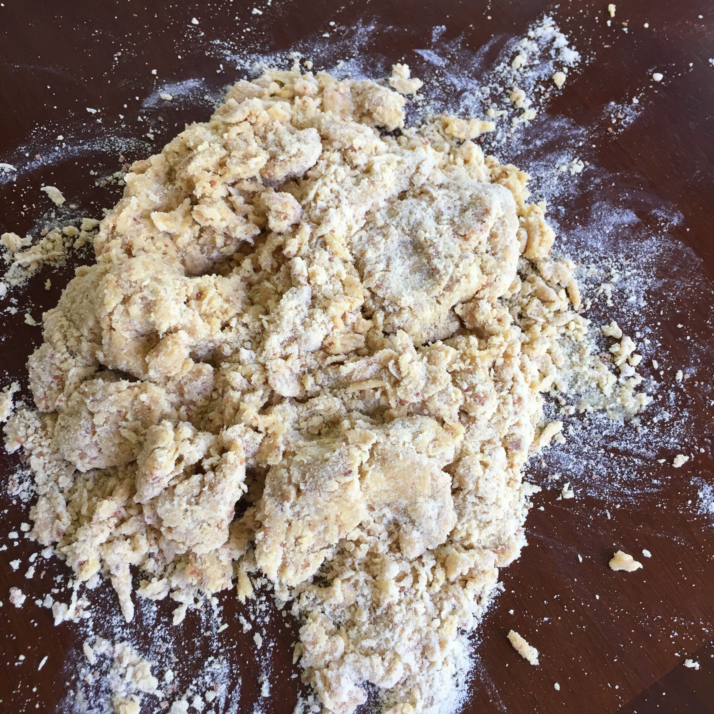 Picture of Making the Dough