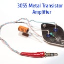 How to Make 3055 Transistor to Audio Amplifier