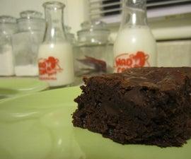 Delicious Fudgey Brownies