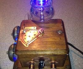 Steampunk Decision Making Machine
