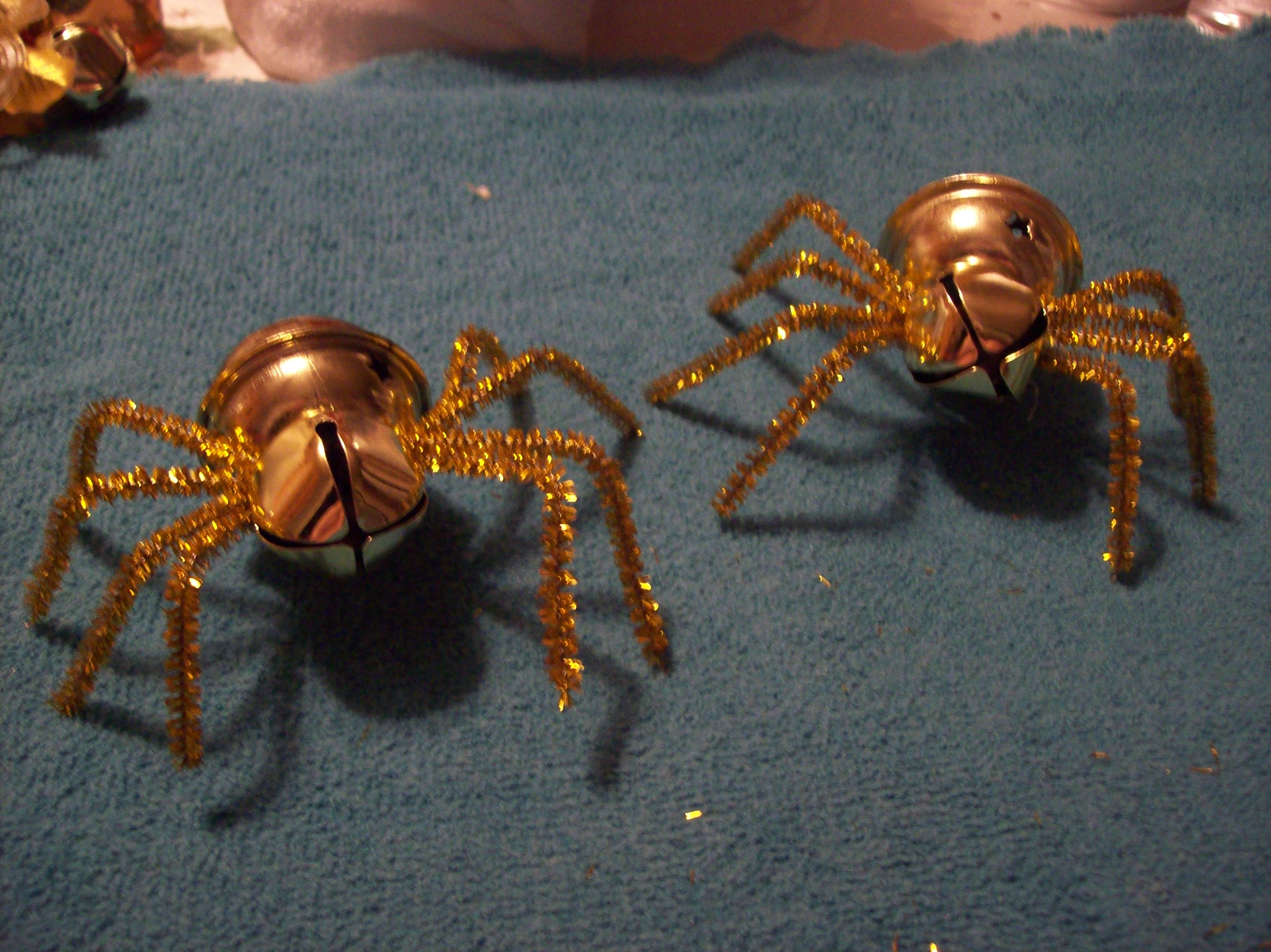 Picture of Spider Bells!