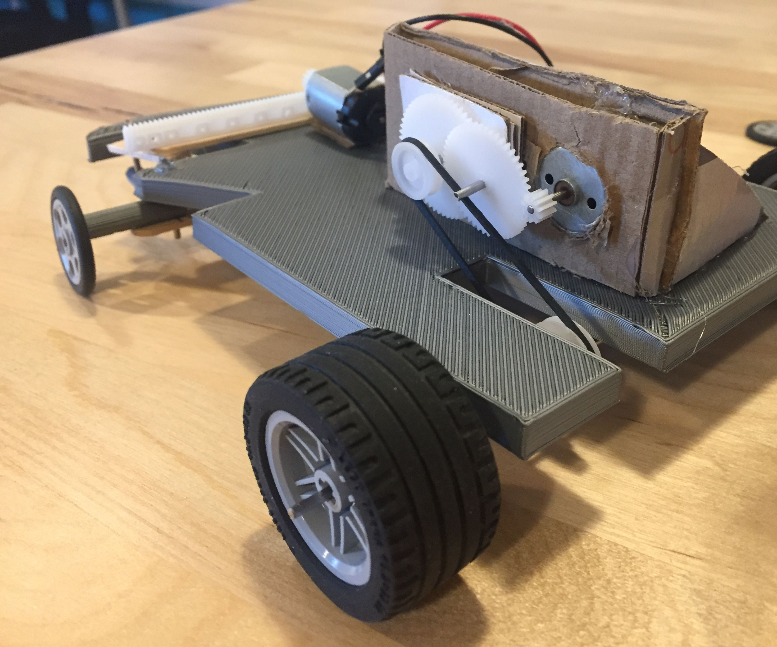 Build Rc Car >> How To Build You Own Rc Car In Progress 10 Steps