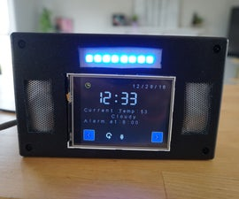 nTime: the Arduino powered smart alarm system