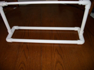 Build the Wire Rack: