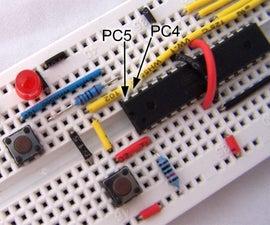 Program ATmega 328 using arduino (Arduino as ISP)