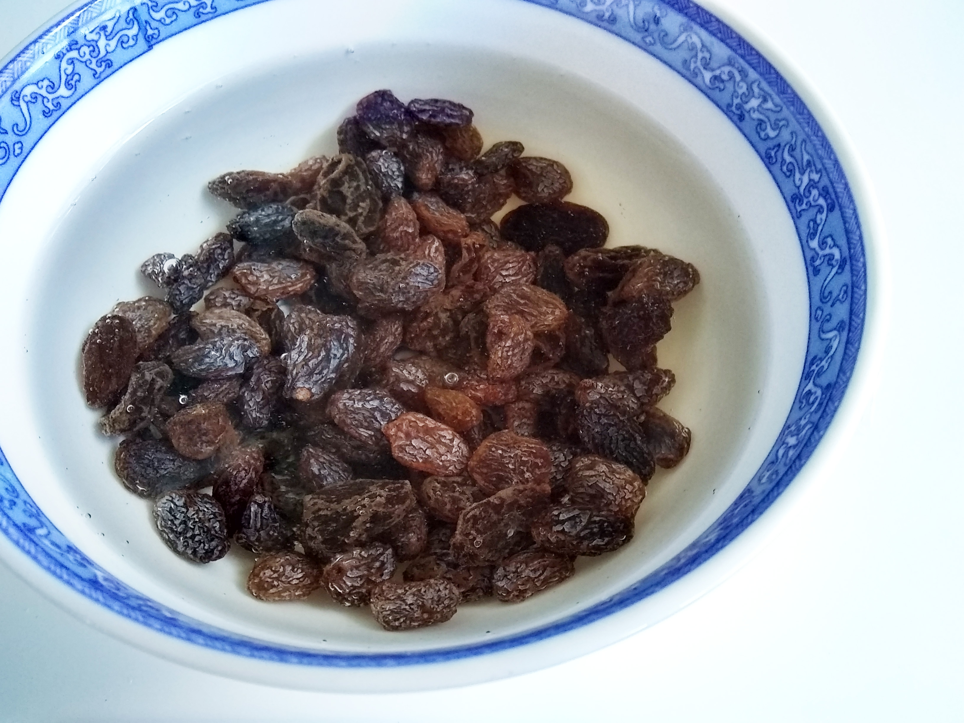 Picture of Soaking Your Raisins
