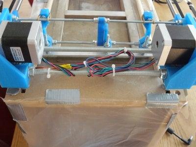 Wiring the Printer
