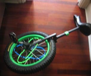 Unicycle Pimpin' :)
