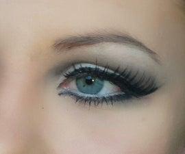Dramatic Cut Crease Eye Makeup