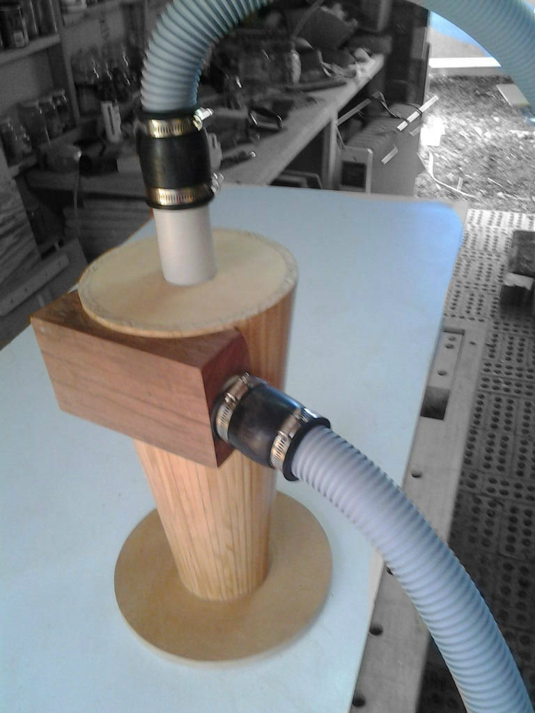 Picture of Wooden Pvc Side Cover.