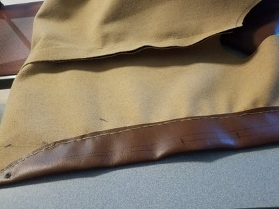Sewing of the Vest