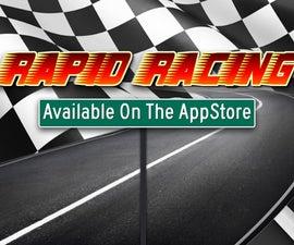 Rapid Racing iPad App