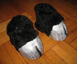 Hooves From Comfy Shoes (No High Heels!)