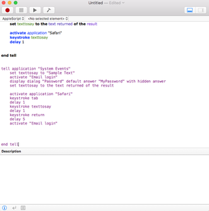 Even More Code
