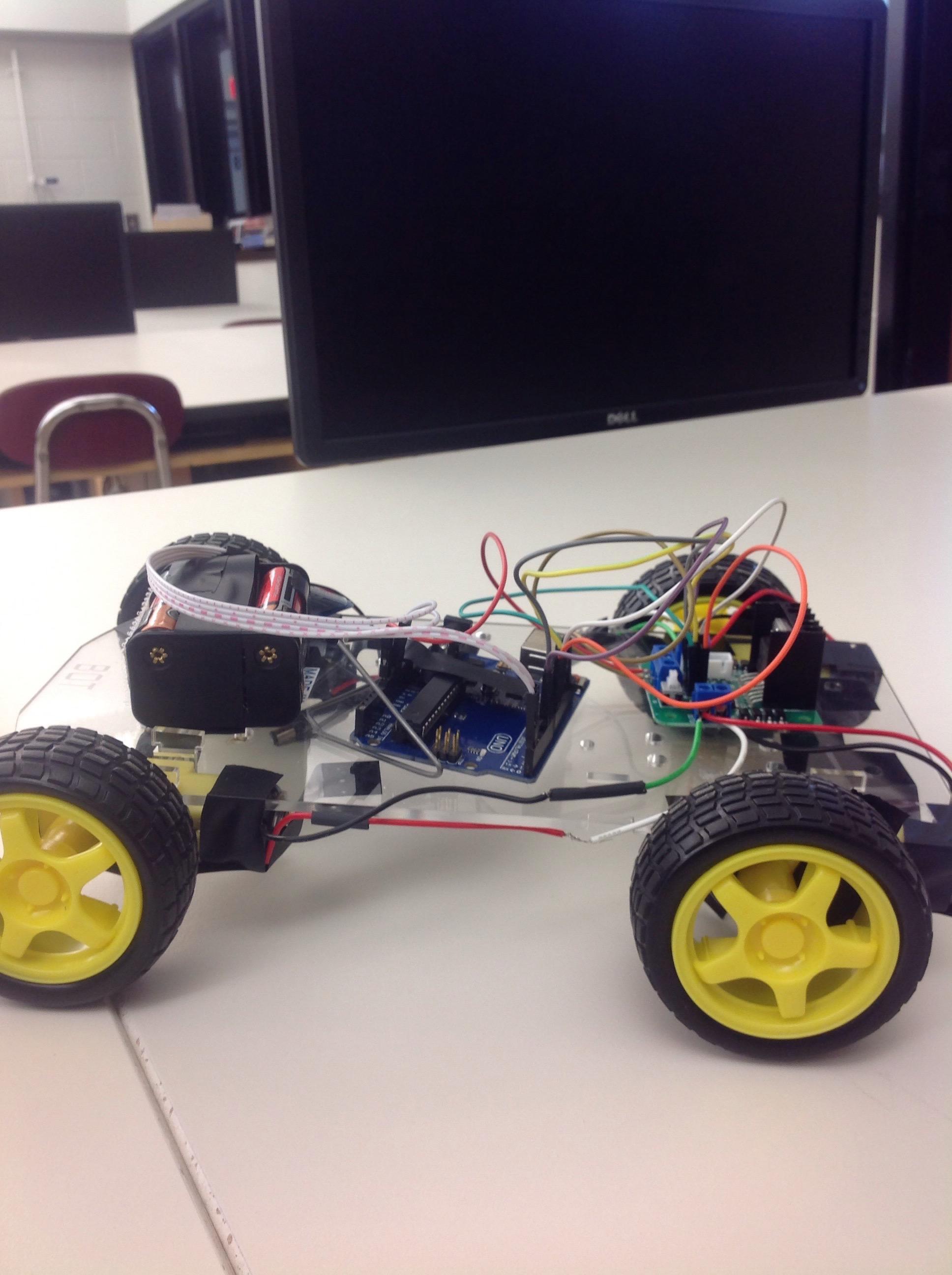 Picture of Bluetooth IOS DIY RC Car