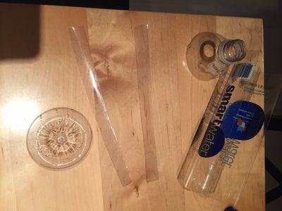 Assembling the Brush Bristles