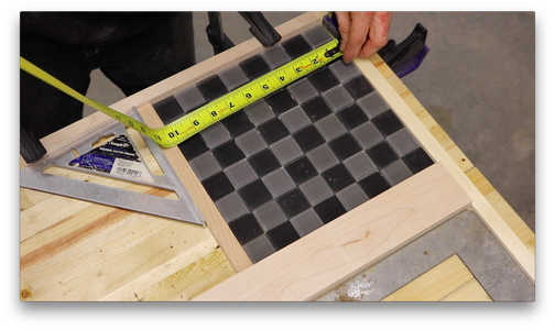 Step 3: Prepare the Tile
