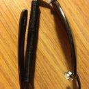 Whipping & lashing glasses repair
