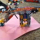 K'nex Pistol With Magazine