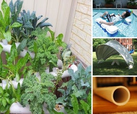 Best DIY PVC Pipe Projects