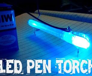 LED Pen Torch