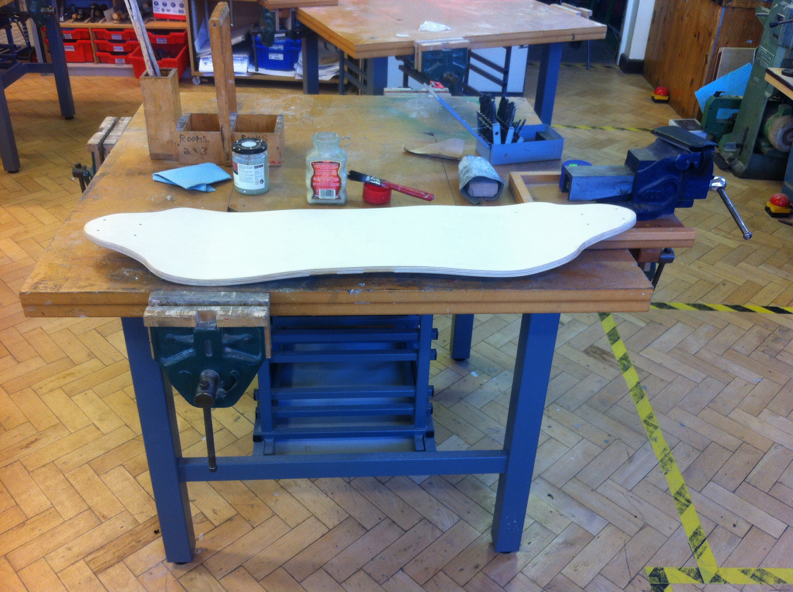 Picture of Get Sanding