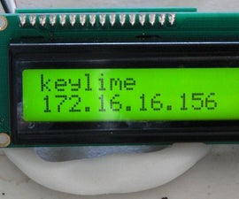 How a headless Raspberry Pi can tell you its IP address