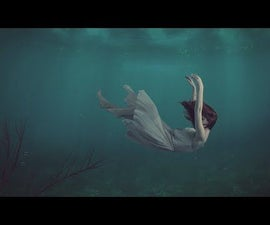 Underwater Scene: Photoshop Tutorial