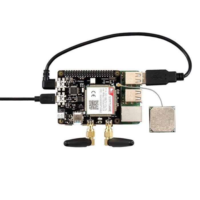 Picture of IOT BIT & Your Mini Computer (Raspberry Pi) Setup