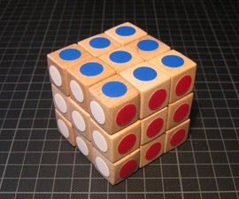 Rubik's Wood Cube