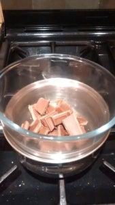Melt the Dark Chocolate
