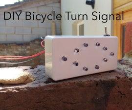 DIY Bicycle Turn Signal