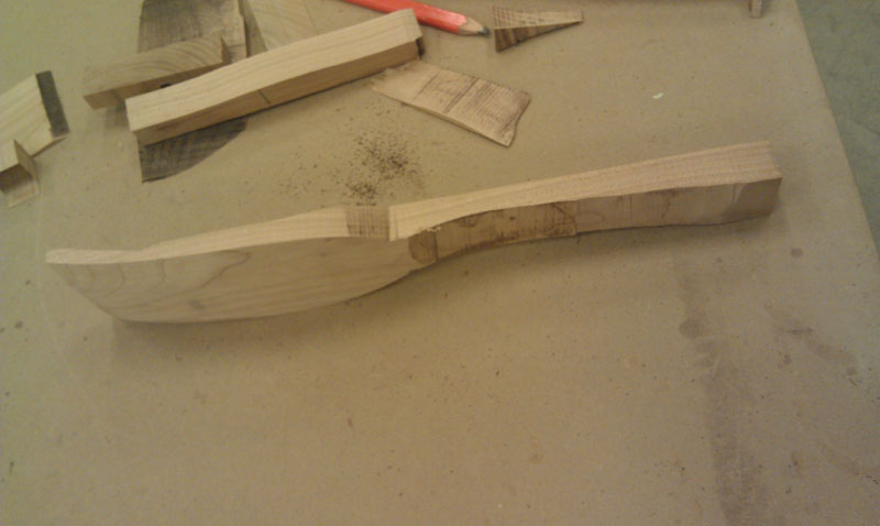 Picture of How to Make a Wooden Spatula, Freehand : Part I