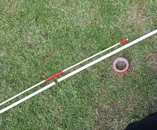 PVC Longbow
