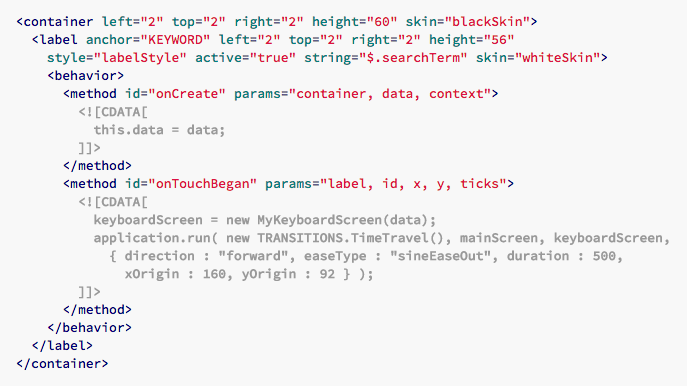 Picture of Code Snippets