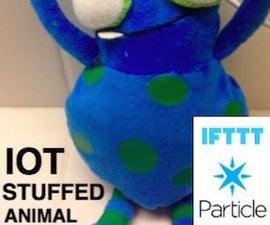 Interactive IOT Stuffed Animal