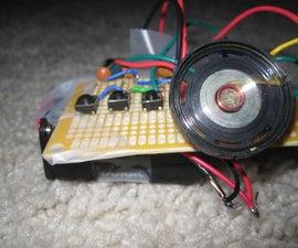 Synthesizer using 555