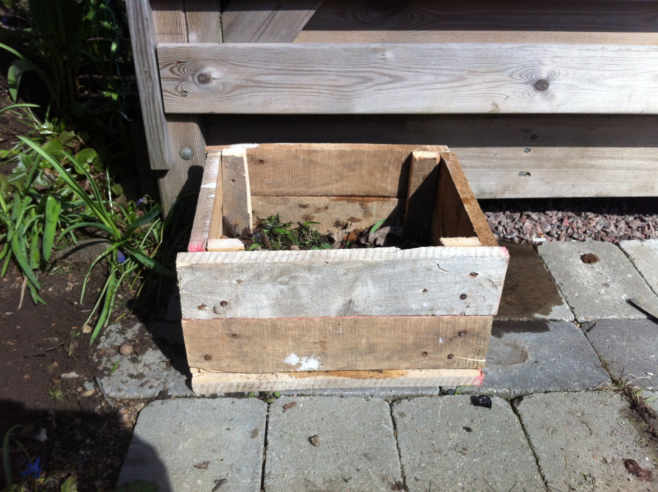 R.P.C.B (Recycled Pallet Compost Box) - Instructables