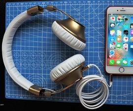 Build a Hi-Fi Headphone From Scratch