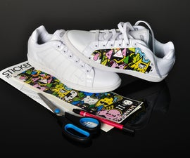 Customize your Shoes