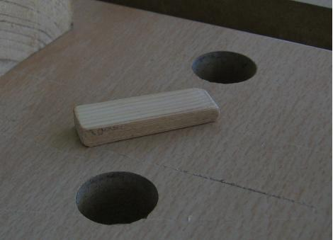 Picture of Building the Headstock Lock and Finishing the Beam