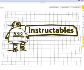 Instructables Logo for 3d Printing Projects