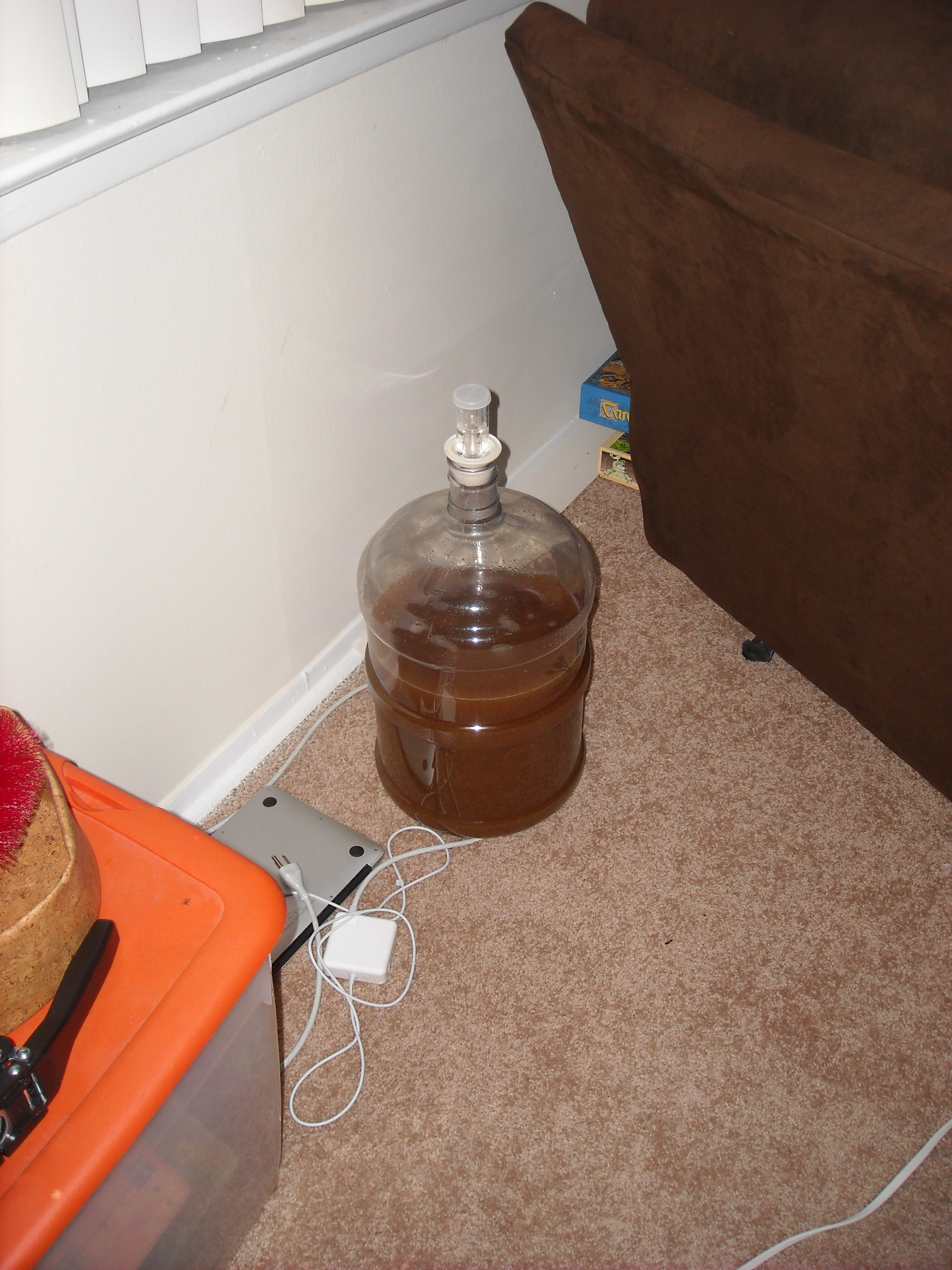 Picture of Add the Yeast!