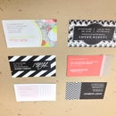 EASY How-to Make A Business Card Cube
