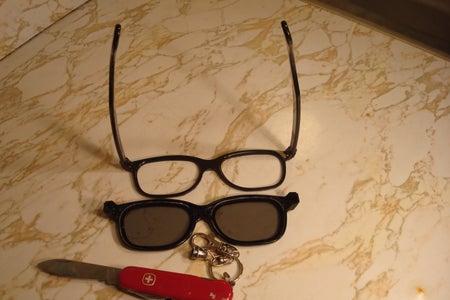 Prepare the Glasses