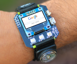 DIY SMARTWATCH