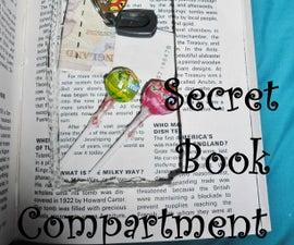 Hidden Book Compartment