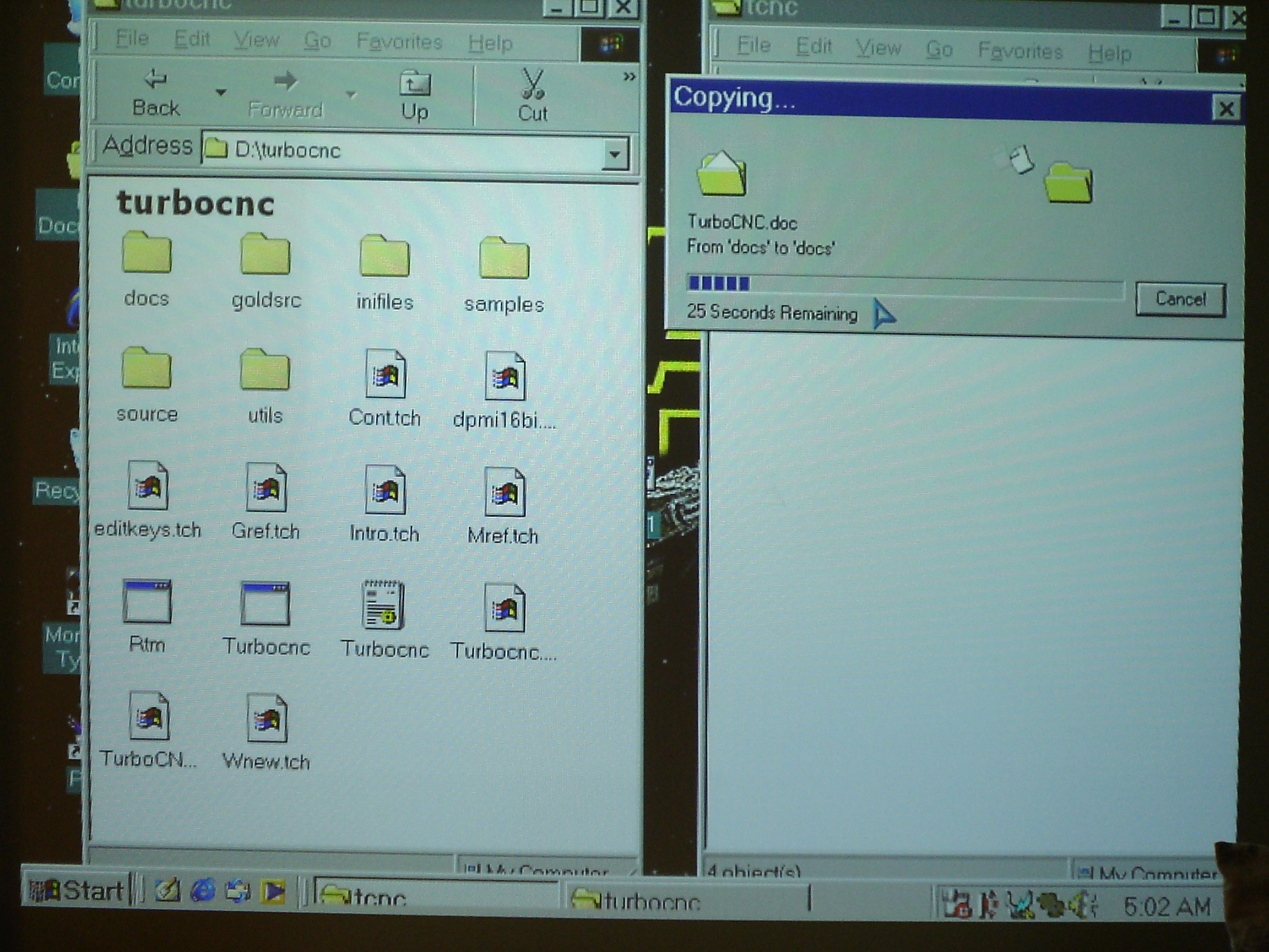 Picture of Install Control Software